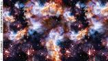 """Galaxy """"Stardust """" Canvas Meterware"""