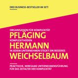 Pfläging-Hermann-Weichselbaum: Drei Bücher im Set