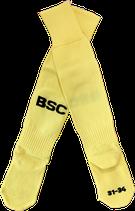 BSC Strumpfstutzen gelb