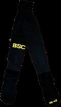 BSC Strumpfstutzen schwarz