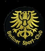 BSC - Aufnäher