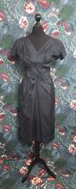 True Vintage Seidenkleid