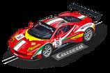 """Carrera Digital 124 Ferrari 458 Italia GT3 """"AF Corse, No.51"""" Artnr. 23879"""