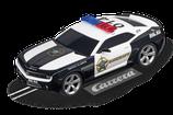 """Carrera Digital 132 - Chevrolet Camaro """"Sheriff"""" Artnr. 30756"""