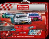 Carrera Digital 143 DTM Speed Challenge Artnr. 40032