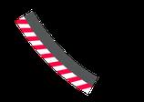 Außenrandstreifen für Kurve K3 / 30°