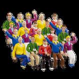 Figurensatz Tribüne Artnr. 21129