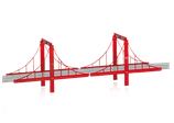Brückenset für Go!!! / D143