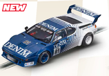 "Carrera Digital 124 BMW M1 Procar ""Denim, No.81"", 1990 Artnr. 23909"