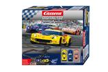 Carrera Digital 132 Spirit of Speed - Spezial Bundle mit Carrera Wireless Regler Duo-Set