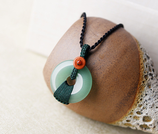 collier femmes vert Aventurine