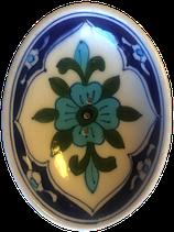 Seifenschale blaue Blume