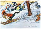 "Postkarte ""Der Wunderläufer"""