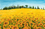 "Motiv ""Hommage an van Gogh"""