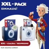 Borbone Respresso Blu XXL - 200er Pack