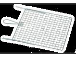 Abstreifgitter Metall 260x300mm