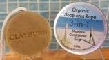 Organic 3-in-1 Shampoo Bar