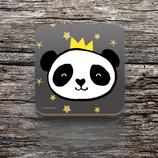 Panda King/Queen Untersetzer