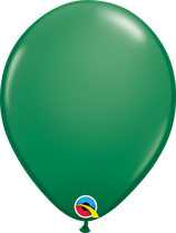 Green - Latexballon rund