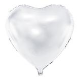 XL Folien-Herz befüllt