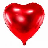 XXL Folien-Herz befüllt