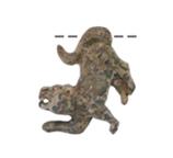 Tiger Jaspis (Leopardenfelljaspis) Amulett-Anhänger