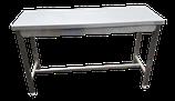Edelstahl Arbeitstisch 1400 X 500 X 860 Neu *Sonderbau