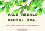 Caja Regalo Facial Spa