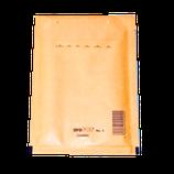 100 Luftpolster-Versandtaschen braun 150x215 mm Gr.6
