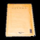 100 Luftpolster-Versandtaschen braun 220x340 mm Größe 4