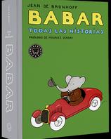 BABAR. TODAS LAS HISTORIAS / JEAN DE BRUNHOFF