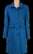 Nathalie Coat Savoy - celeste Blue - King Louie