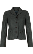 Blazer Herringbone - dragonfly - King Louie