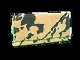 Geldtasche mit Magnetverschluss, 21 x 10 cm