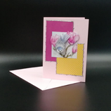 Carte 3D Mésange