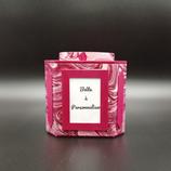 Boîte à personnaliser rose fuschia