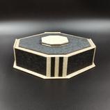 Boîte à chocolats octogonale
