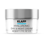 KLAPP Tages & Nachtpflege Hyaluronic