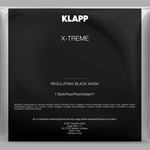 KLAPP X-Treme Black Mask