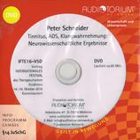 """Peter Schneider """"Tinitus, ADS, Klangwahrnehmung""""- Neurowissenschaftliche Ergebnisse"""