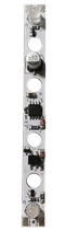 GLDi Led-Lichtleiste warmweiß, 100mm mit Decoder