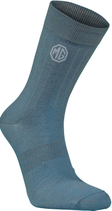 MG solid socks [denim]