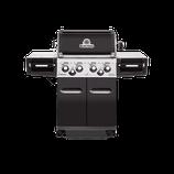 BROIL KING Regal 490 nero + supporto multifunzionale gratuito