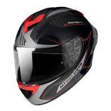RAPIDE PRO CARBON Pro Master B5 Gloss Fluor Red