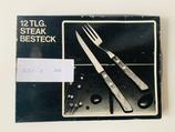 Steak Besteck 12tlg. Neuwertig