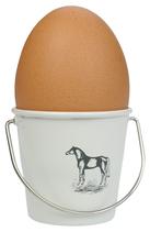 """Egg Cups """"Feed Bucket"""" Set of 4"""