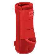 Tendon Boots Protect Red