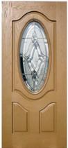 ファイバーグラス製玄関ドア34U/  ドア単品(運賃・税別)