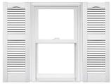 窓飾りよろい戸シャッター(固定品)