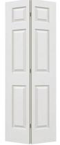 HDF製 66コロニアルバイフォールドドア(折れ戸)